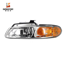 Car  Lamp For Dodge Caravan Chrysler Town & Country  96-00  Voyager Crystal Clear Headlights