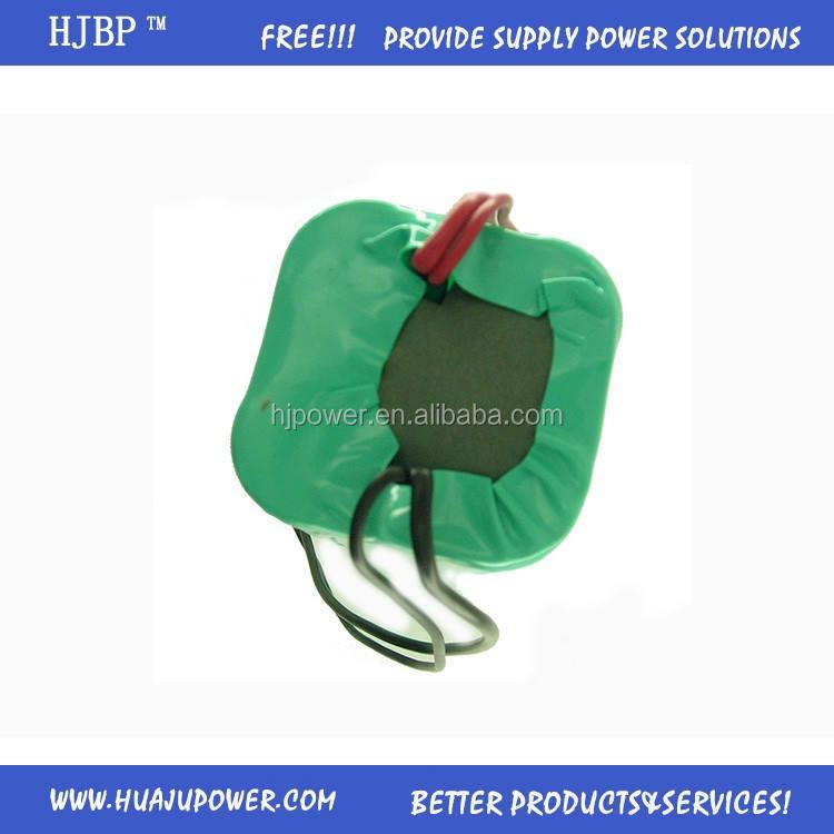 NiMH Pulsante Battery Pack 3.6 V 40 mAh 80 mAh per il telefono cordless/Metri/<span class=keywords><strong>POS</strong></span>