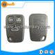 plastic remote key fob shell with 3 button without logo with letter on back for volvo v40 c30 v50 xc70 850