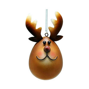 New hot product christmas tree hanging ornaments reindeer statue decorations