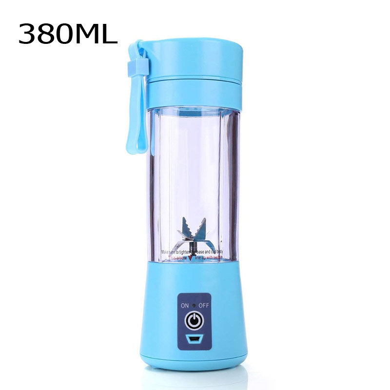 portable travel home blender fruit juice mixer