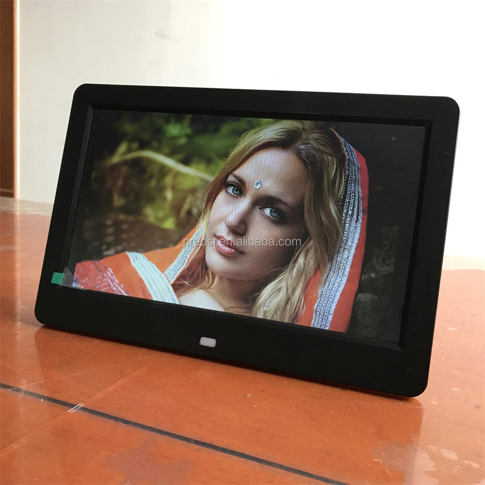 sexy english film player,10'' wifi digital photo frame video,movie/photo download