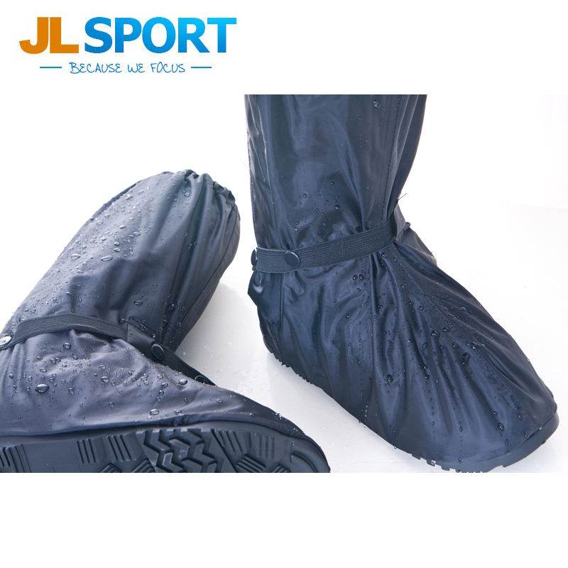 2018 hot sell Water Proof Flat Slip-resistant Rain Shoe Boots Cover