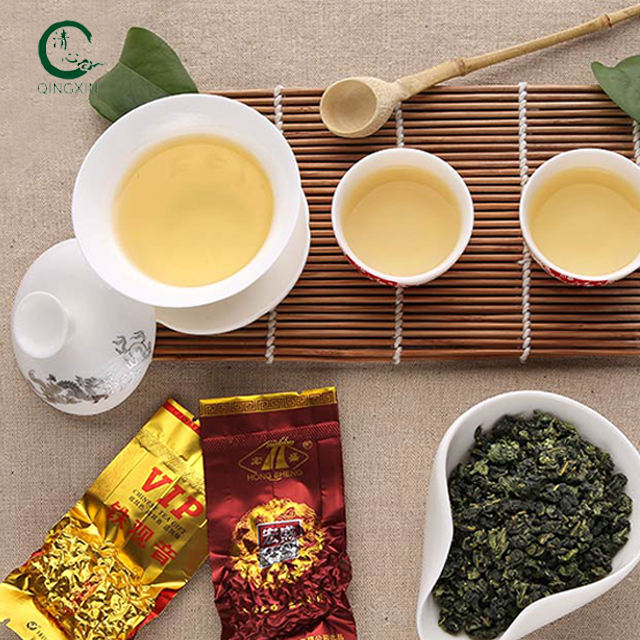 Light aroma type chinese brands milk oolong tea
