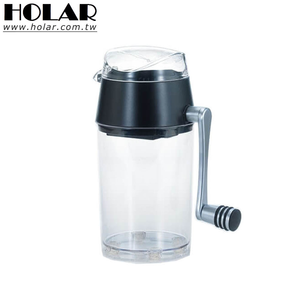 [Holar] Taiwan Made Manual Ice Grinder for Kitchen Bar Home
