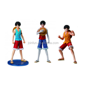 oem pvc figurine, Plastic figurine toys 3D Cartoon Character, custom make 3d plastic vinyl figurines