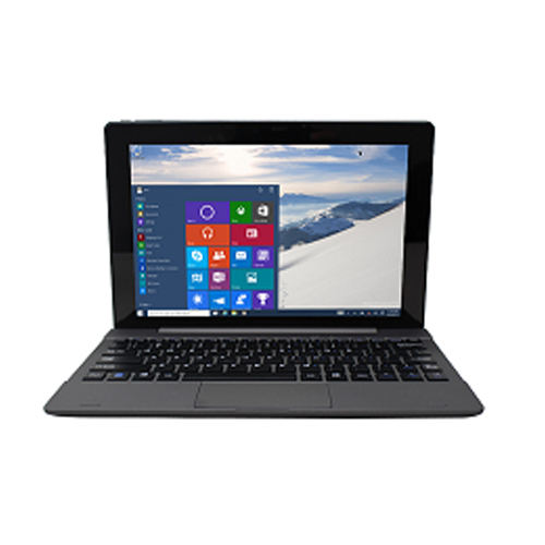 Chinese newset 2in1 10.1 Inch Tablet PC Intel laptop notebook Win10 tablet laptop