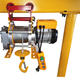 High Cost Effective 3 Phase Wire Rope Motor Electric Winch Hoist Kito Crane Hoist