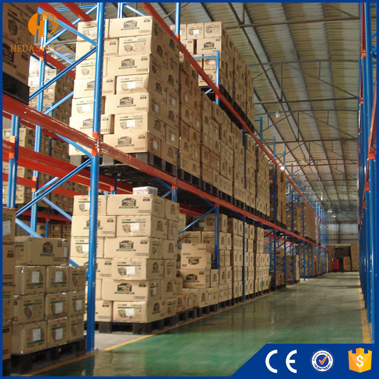 Anti-rust Heavy Duty 4500kg Boltless Commercial Industrial Warehouse Storage Shelving