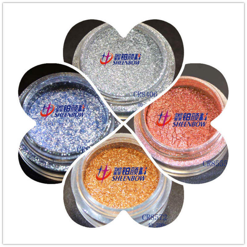 Diamond Effect Pearl Luster Pigment For Nail Polish eyeshadow lip