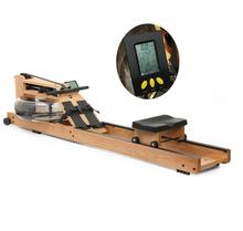 rowing machine Gym Equipment Water Rowing Machine / Water Rower / Wood Water Rower Club Rowing