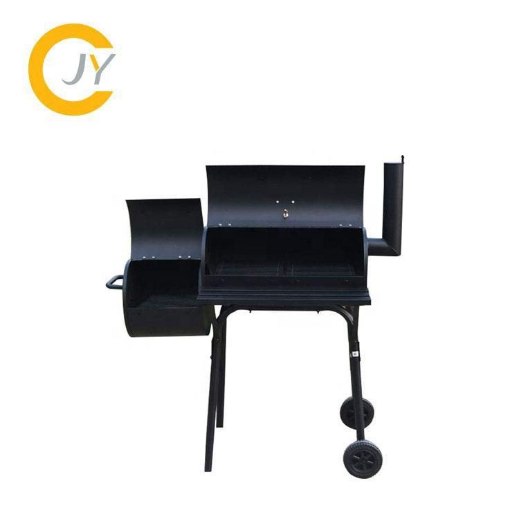 Durable BBQ Charcoal Grill Meat Cooker at Home or Backyard for Outdoor Cooking