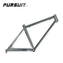 Super light OEM custom Cr-mo chromoly tube steel  MTB moutain bike bicycle frame with disc brake