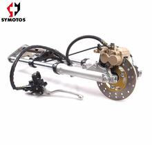 motorcycle front shock absorber DAX suspension front shock absorber sleeve parts