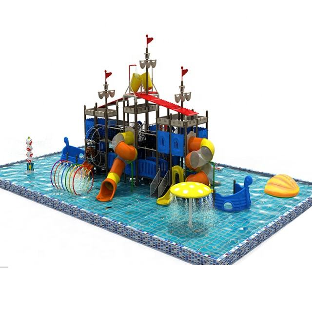 물 slide swimming 풀 game 공장 in china, fiberglass kids toys