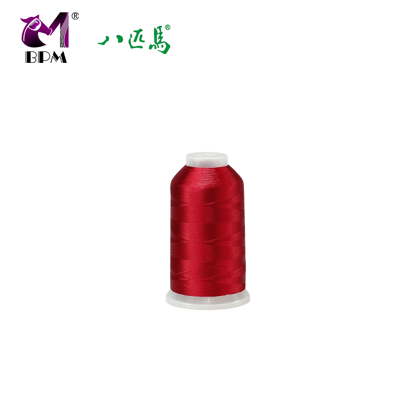 China 120D/2 100 viscose rayon thread embroidery