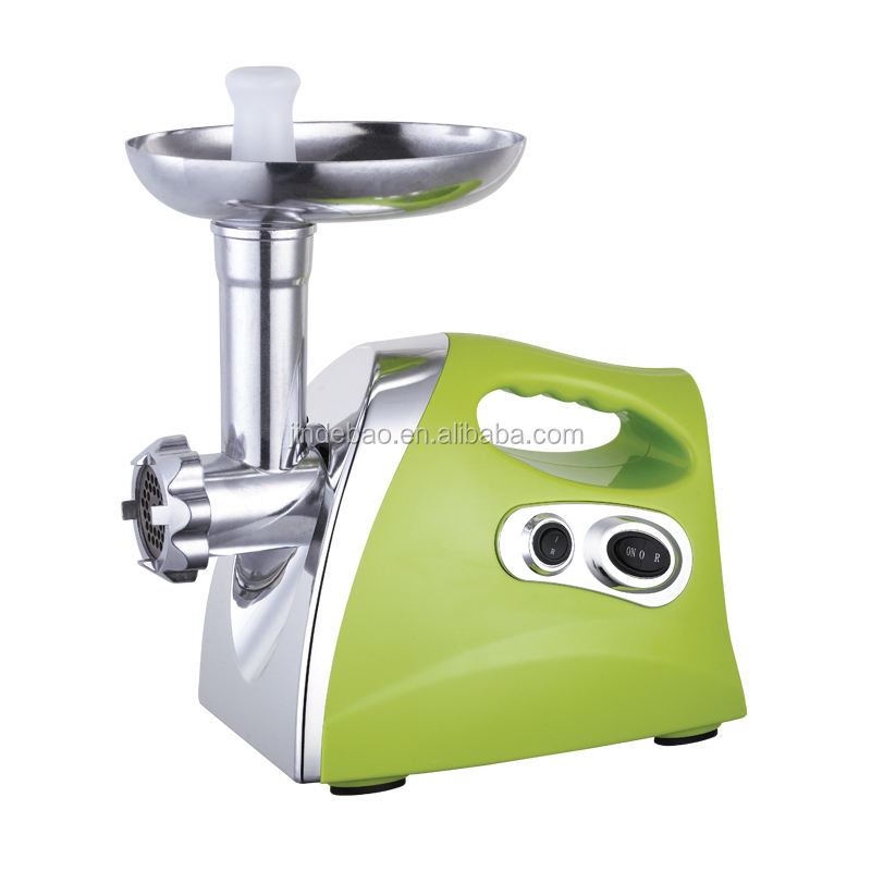 800W Powerful High Quality Home Kitchen Meat Mincer Grinder Cutting Sausage