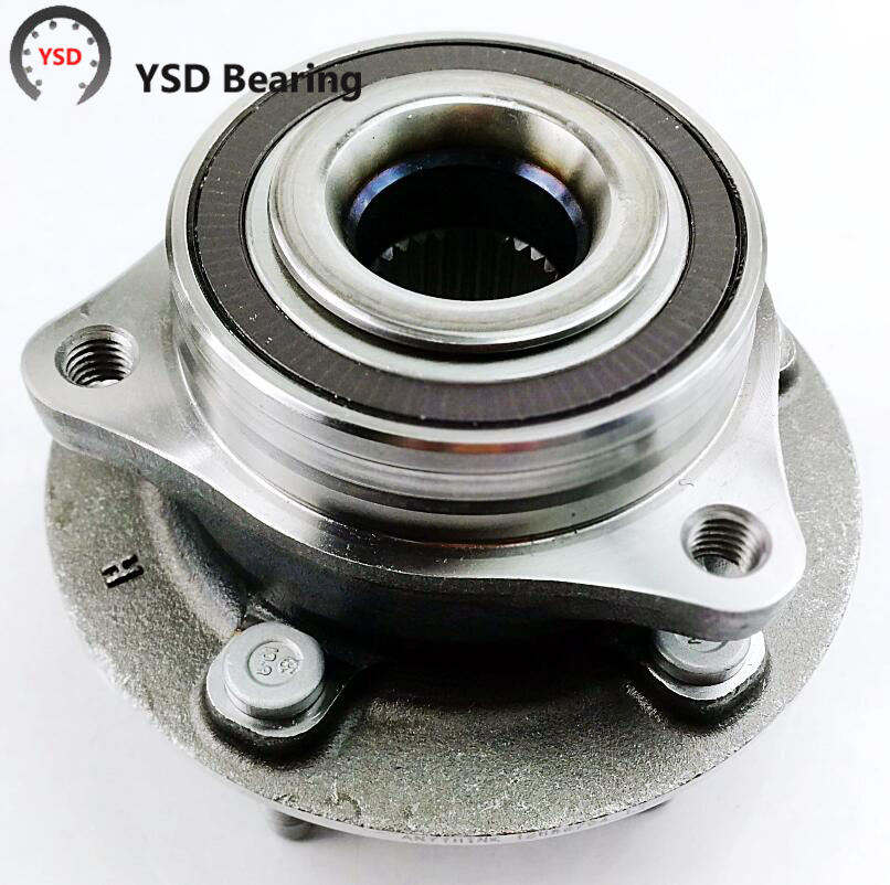 Automobile spare parts Front wheel hub unit spindle bearing for Buick ang Kewei 13598355 / 22756832 / 513277