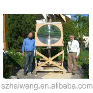 Big Large Giant Tempered Glass Linear Fresnel Lens