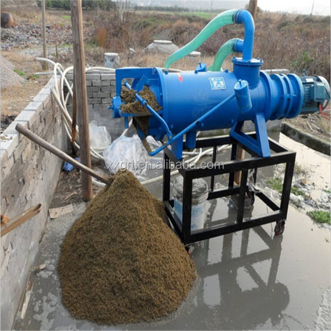 Dewatering Unit for separation of liquid and solid, Dewatering Unit, Flocculation Unit