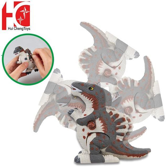 Hot bán thiết kế mới màu sắc tươi sáng hấp dẫn gió lên đồ chơi khủng long trẻ em với giá thấp