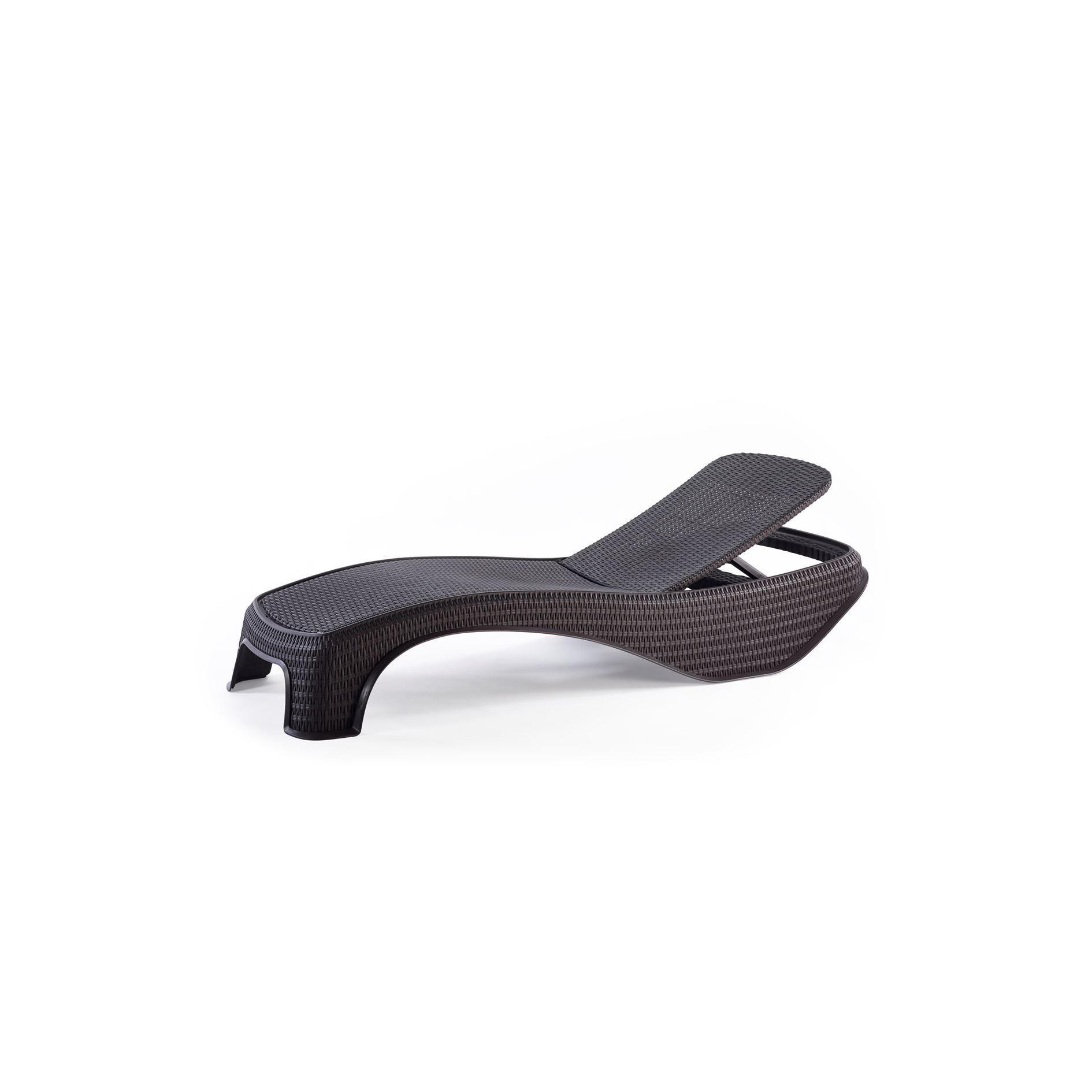 Chaise longue Chaise longue Inclinable Patio Piscine Chaise longue