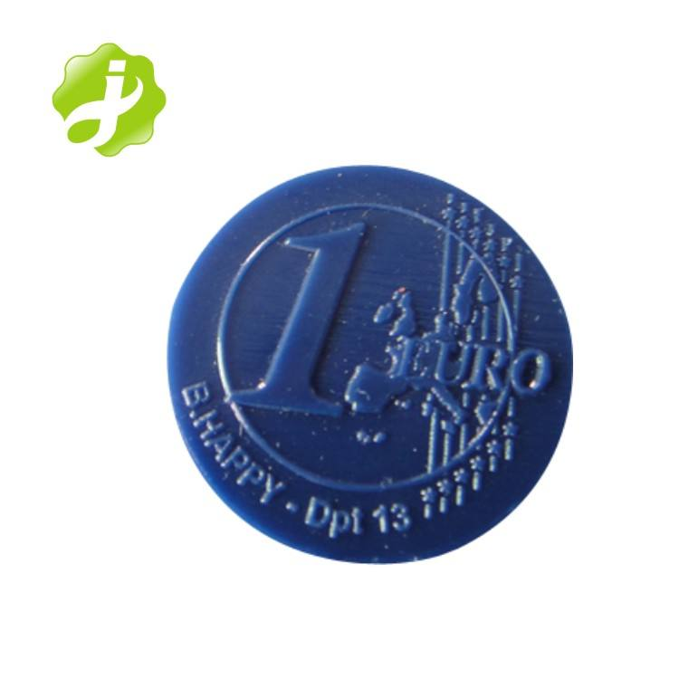 Promotion custom Plastic Token Coin