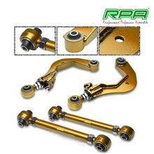 CONTROL ARM ADJUSTABLE RACING REAR CAMBER KIT FIT FOR VW GOLF GTi GL GLS 03-12