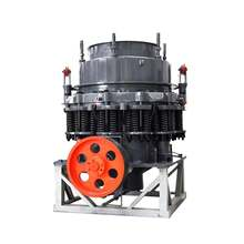 Chemical industry portable cone crusher plant with ce certificate