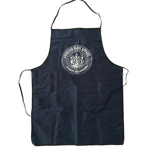 superior quality fashionable polyester salon printed cooking aprons