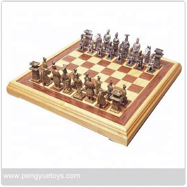 wooden board game chess play set vintage high quality custom design wholesale cheap safe nontoxic eco friendly promotional gift
