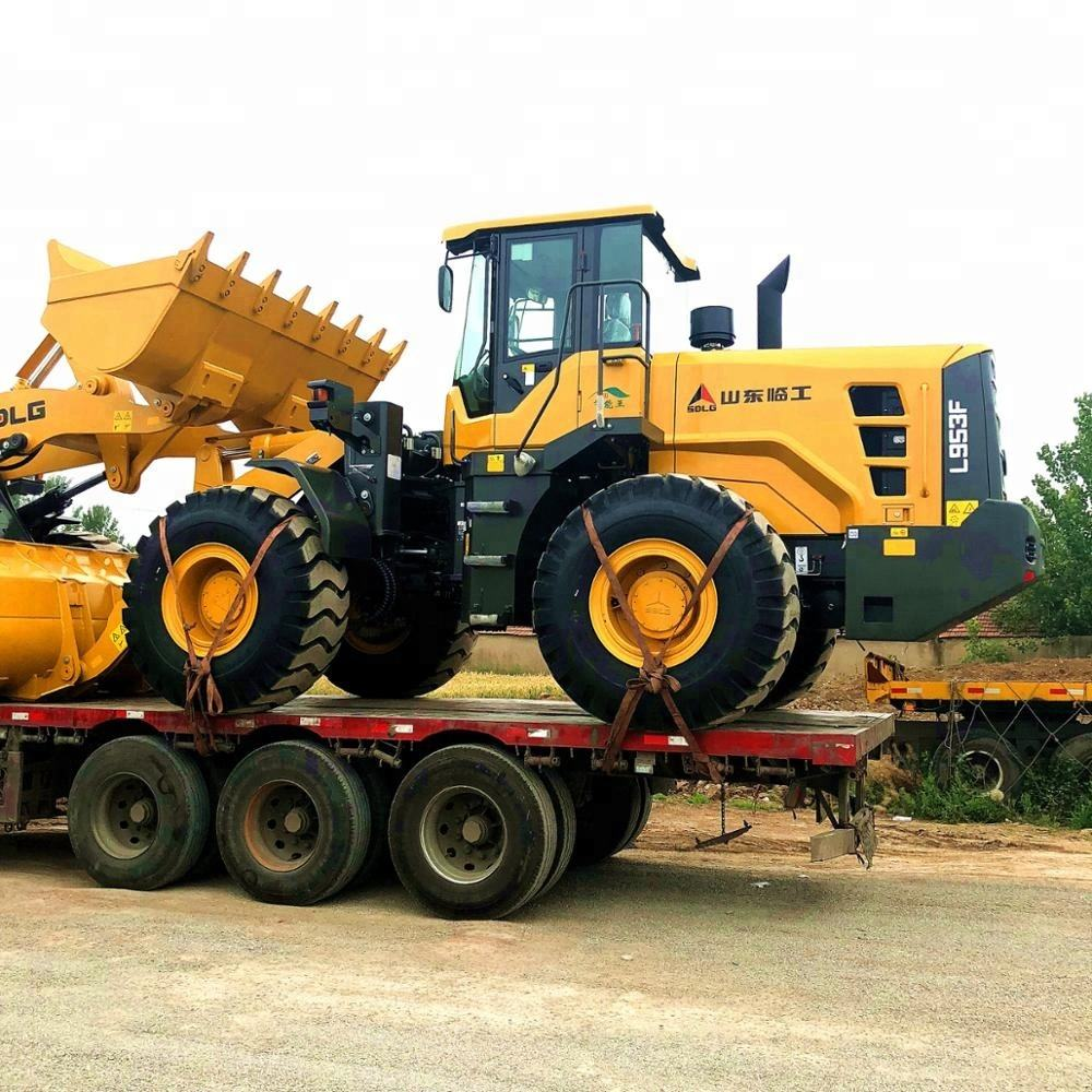 hot sale wheel loader L956F LG956L LG936L LG946L with cheap price for sale