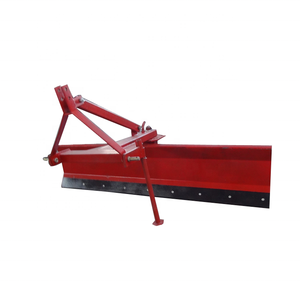 BX-4 Rear blade leveling scraper land leveling machine