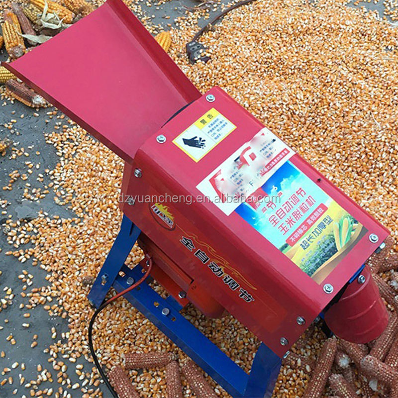 New design corn peeling/sheller/peeler/shelling machine new