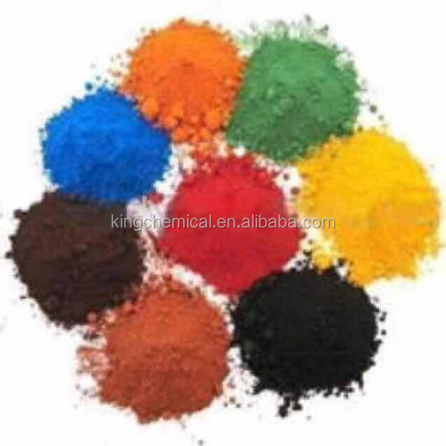 factory price inorganic pigment Iron oxide black MK722 for plastics paint coating and rubber tiles