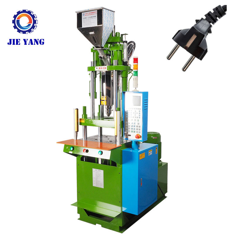 General Electric Plugs Vertical Hydraulic Injection Molding Machine