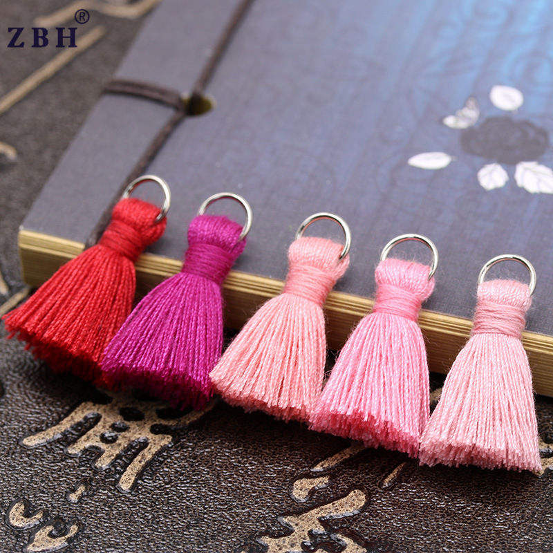 Wholesale Long 2cm tassel Multicolor Accessories Long Earings,Mini Earrings Tassel
