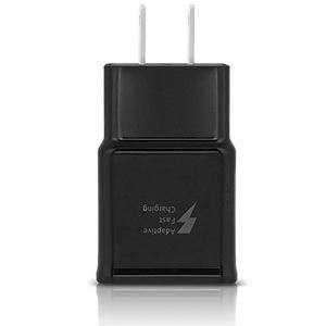 5V 2A US/EU plug adaptive fast charging for samsung S8 S6 S9 travel adapter Wall fast charger
