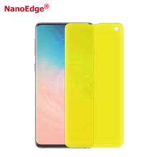 New Model S10 Screen Protector Nanoedge 3D Full Screen Cover Film For Samsung S10 S10e S10+ Screen Protector