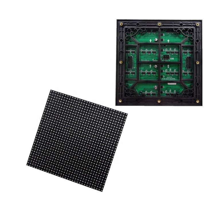 Outdoor HD SMD P6 1RGB LED Display Modul 32X32 Dot Matrix LED Panel