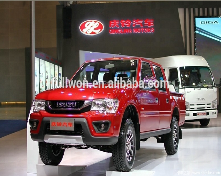 Brand New 4X4 Double cab Trung Quốc mini pickup truck