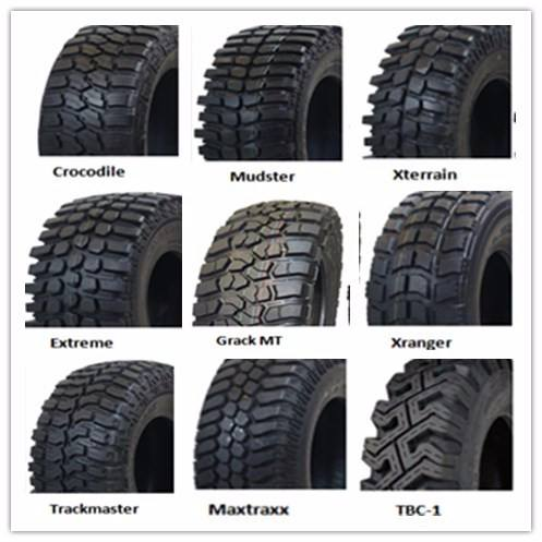 lakesea off road tires 35x12.5r16lt tyres mud tires for jeep