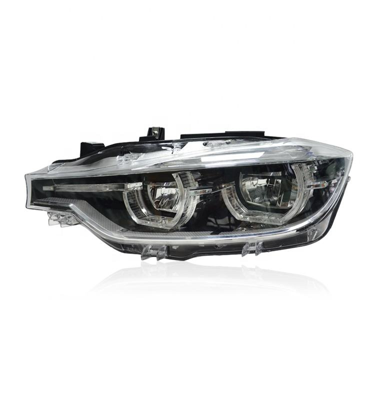 Manufacturer of car headlight for F30 full led headlamp wholesale