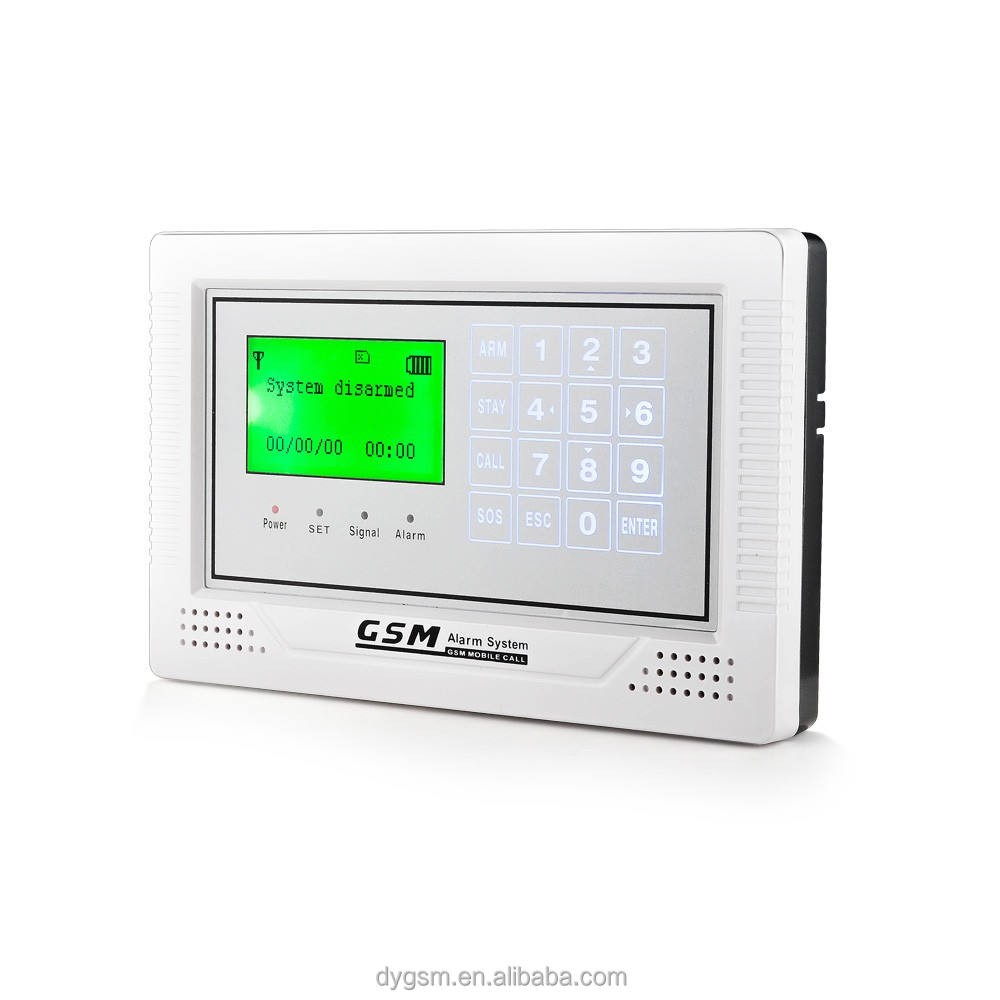 Multilingual Operating GSM Kitchen/yard/window Security Alarm System DY-GSM40A