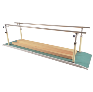 Hospital platform parallel bars physiotherapy equipment rehabilitation apparatus