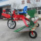 High cost performance automatic seed planting machine for rice land in India