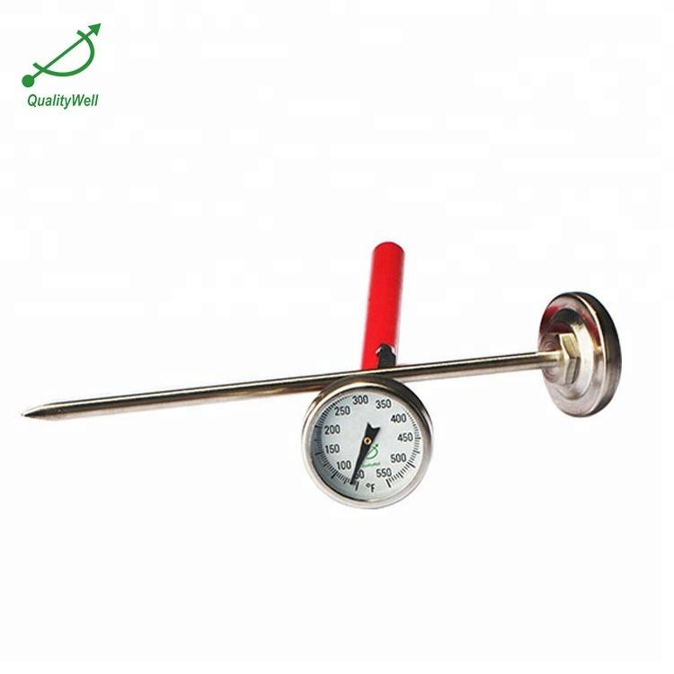 Smart sensor food thermometer thermometer for food industry