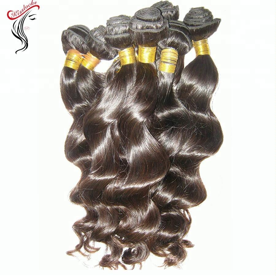 Raw Hair Vendors Natural Silky Virgin Unprocessed Filipino Spiral Loose Wave Curls Extremely Natural 10A
