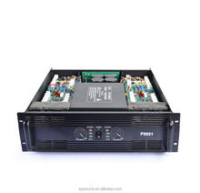 High power amplifier 1400w@8ohms Class AB amplifier