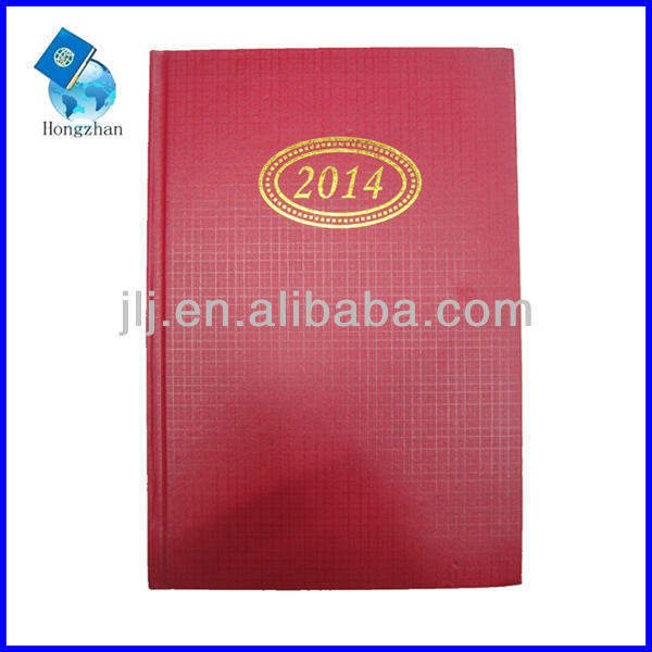 2014 fancy organizer agenda 2014 fancy diary cover notebook